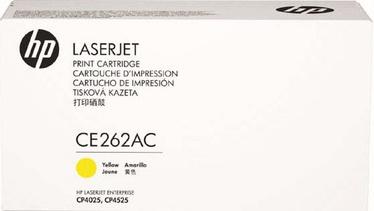 Lazerinio spausdintuvo kasetė HP Toner CE262AC Yellow
