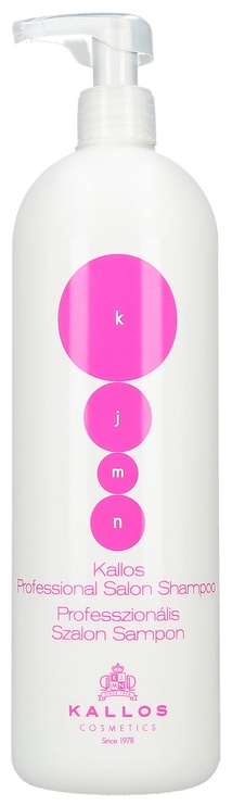 Kallos KJMN Professional Salon Shampoo 1000ml