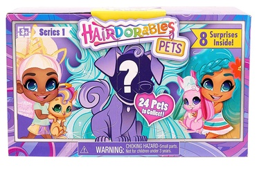 Hairdorables Pets Surprise Pet With Accessories Series 1 23635