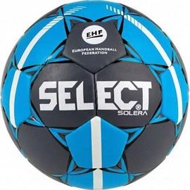 Select Solera Senior 3 Official EHF Ball 16051 Grey/Blue Size 3