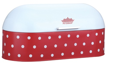 Peterhof Rosso Bread Box PH-1265X