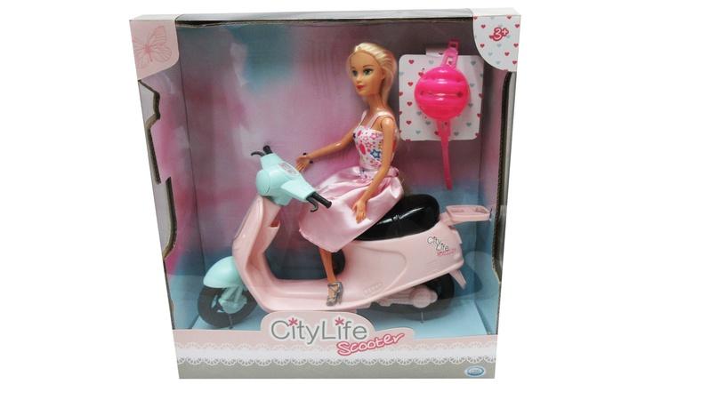 Rotaļlieta automobilis city life 44408