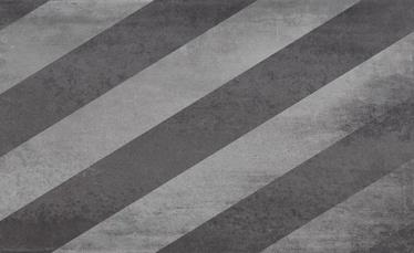 Keraminės dekoruotos sienų plytelės Rust Trast Perla, 55x33 cm
