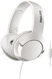 Philips SHL3175BK Over-Ear Headphones White