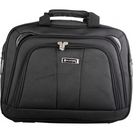 "Platinet London Laptop Bag Soft Frame 15.6"" Black"