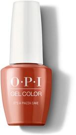 Лак-гель OPI Gel Color It's a Piazza Cake, 15 мл