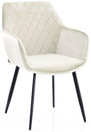 Homede Vialli Chairs 2pcs Cream