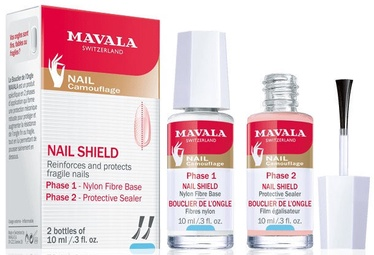 Mavala Nail Shield 2pcs Set 20ml