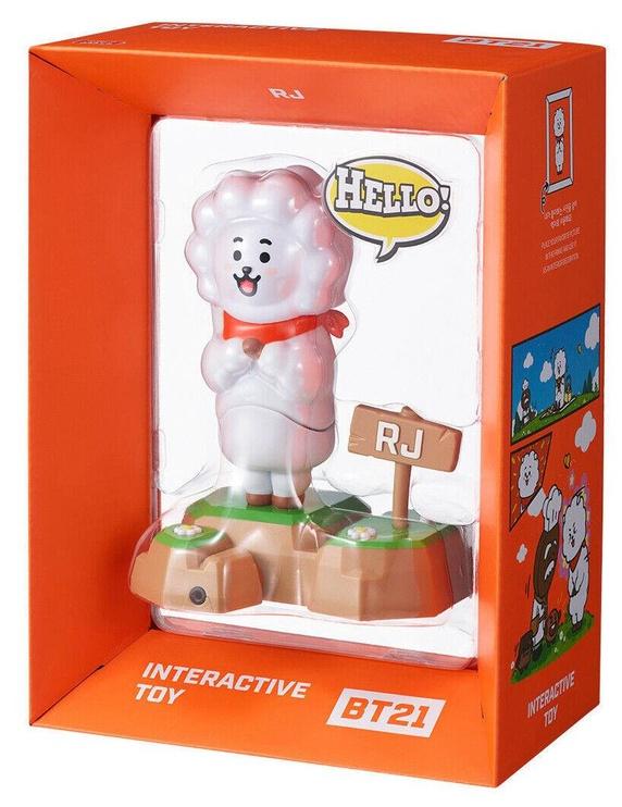 Interaktyvus žaislas Young Toys RJ BT21, EN