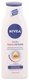 Ķermeņa piens Nivea Repair & Care, 400 ml