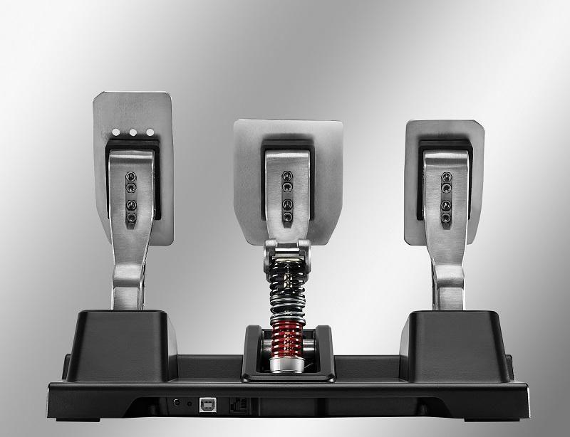 Игровой руль Thrustmaster T-LCM Pedals