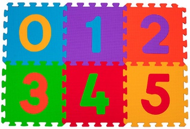 BabyOno Foam Puzzle Numbers 6pcs 275