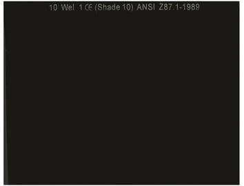 Filtras suvirintojo kaukei Vagner WH-GL7598 DIN10