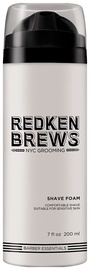 Skūšanās putas Redken Brews, 200 ml