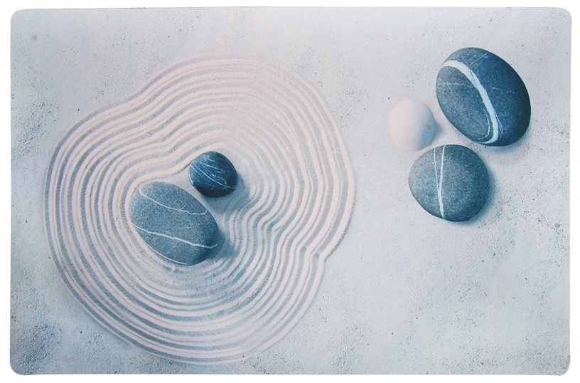 Home4you Table Mat Numa 43x28cm Zen Stones