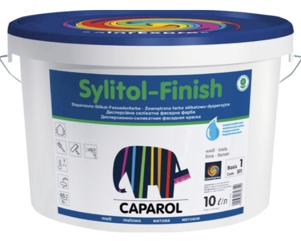 Fassaadivärv Sylitol Finish B1 2,5l