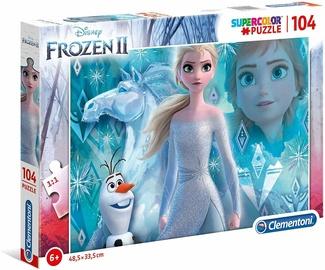Dėlionė Frozen 2 27127, 104 dalių