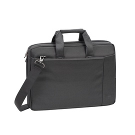 "SOMA 8231 BLACK LAPTOP BAG 15,6"" (RIVACASE)"