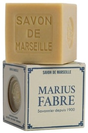Marius Fabre Marseilles Palm Oil Cube Soap White 400g