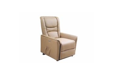 Fotelis SENATOR su masažo funkcija, biežinė