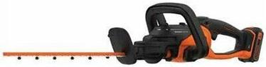 Bezvada dzīvžogu šķēres Black & Decker BCASK81D-QW