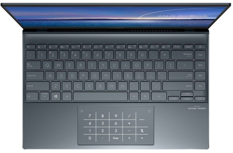 Nešiojamas kompiuteris Asus Zenbook 14 UM425IA R5 W10