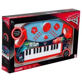 Žaislinis pianinas Cars DSC8-3076