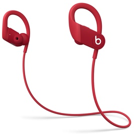 Ausinės Beats Powerbeats High-Performance Red, belaidės