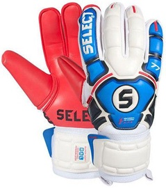 Select Slim Fit Gloves Blue/Red Size 10