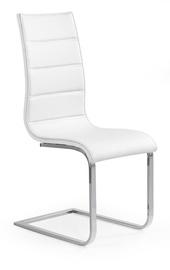 Svetainės kėdė K104, balta