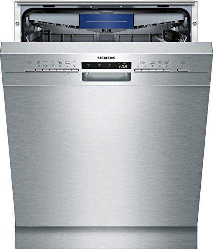 Įmontuojama indaplovė Siemens SN436S00KE