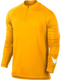 Nike Sweatshirt Drill Squad 859197 845 Yellow L