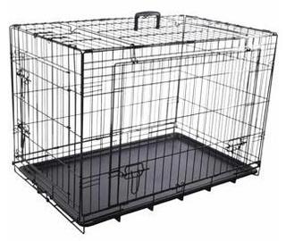 Puur Karlie Flamingo Wire Cage XL, 1080x715x760 mm
