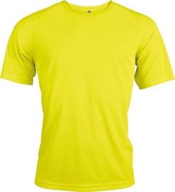Kariban Proact T-Shirt Yellow 3XL