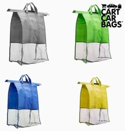 InnovaGoods Boot Carriers Bags For Shopping 4pcs