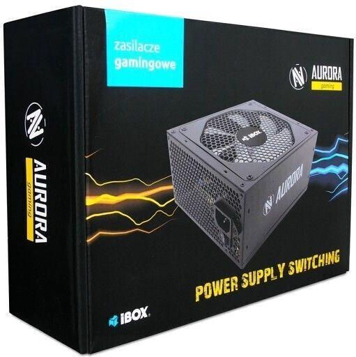 iBOX Aurora PSU 700W