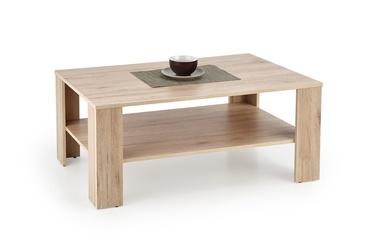 Kafijas galdiņš Halmar Kwadro Wotan Oak, 1100x650x530 mm