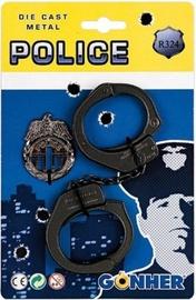 Gonher Police Set 324/0