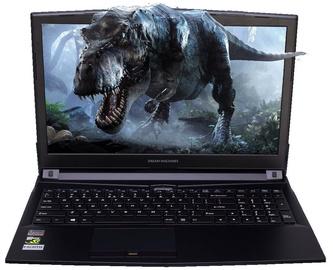 Nešiojamas kompiuteris Dream Machines G1050Ti-15PL33