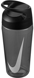 Nike Hypercharge Twist Water Bottle Anthracite/White