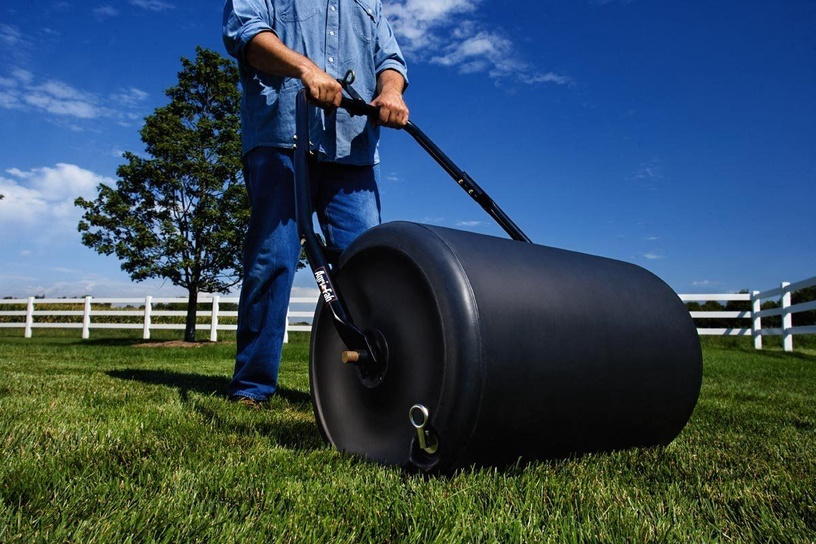 """Agri-Fab Push/Tow Poly Roller 18x24"""""""