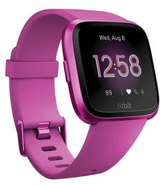 Nutikell Fitbit Versa Lite Edition Mulberry