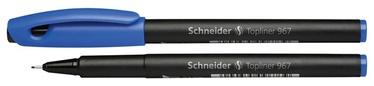 Pastapliiats Schneider Topliner 967, sinine