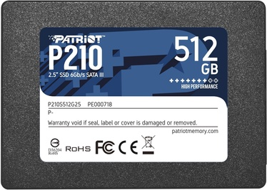 Patriot Memory P210 512GB