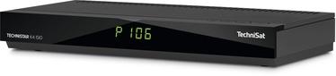 Digitālais uztvērējs TechniSat K4 ISIO, melna