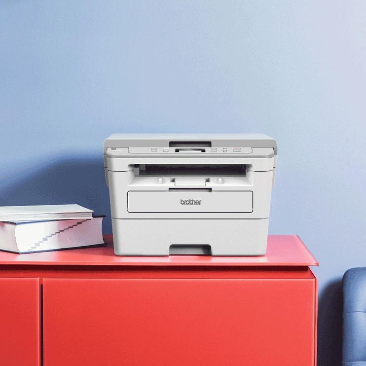 Лазерный принтер Brother DCP-B7520DW