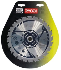Ryobi Circular Saw Blade 190x18Tx16mm CSB190A1