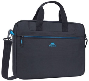 "Rivacase Laptop Bag Regent 14"" Black"