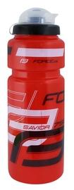 Велосипедная фляжка Force Savior Ultra 750ml Red/Black/White