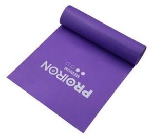 ProIron Exercise Resistance Band Purple